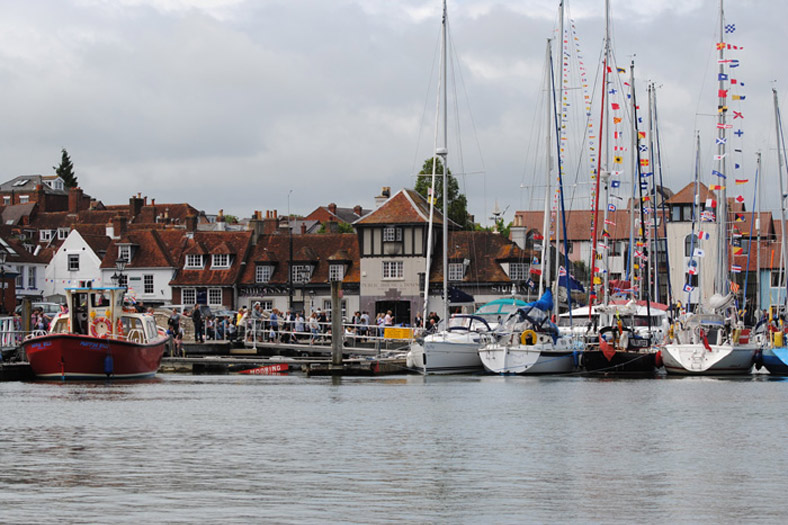 Welcome to Lymington