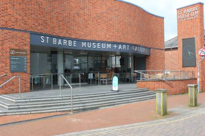 St Barbe Museum & Art Gallery