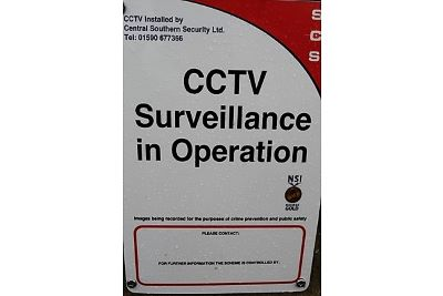 Use of CCTV and Video Images for Safety and Security
