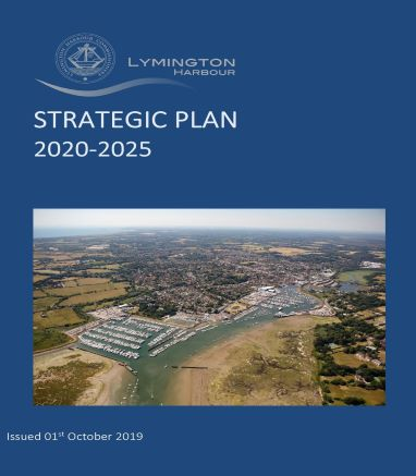 New 2020-25 Strategic Plan