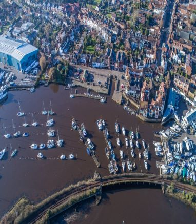 Lymington Harbour Commissioners appoints ABPmer as Designated Person