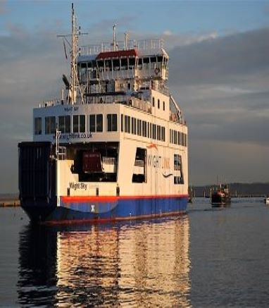 WIGHTLINK FERRY SERVICES - LYMINGTON HARBOUR