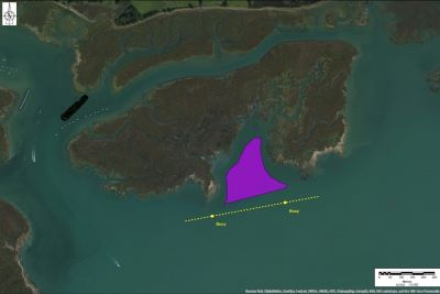 MARSH REPLENISHMENT WORKS – PLACEMENT OF DREDGED SILT